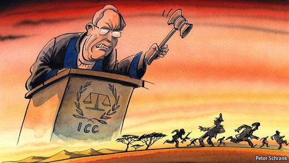 (Cartoon: The Economist)