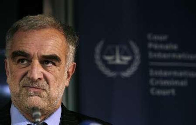 Former ICC Chief Prosecutor Luis Moreno-Ocampo (Photo: Reuters)