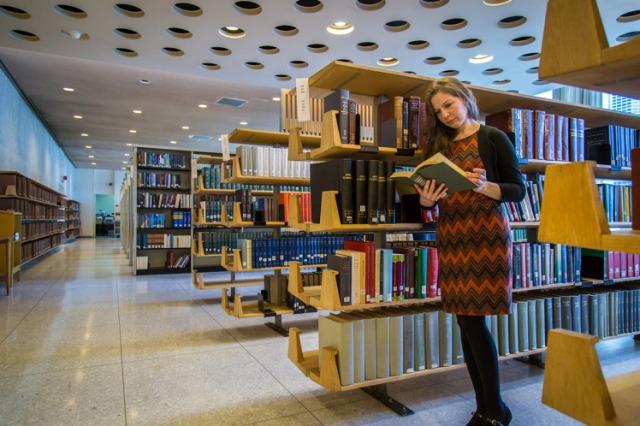 The United Nations Dag Hammarskjöld Library, New York (Photo: John Gillespie/Flickr CC)