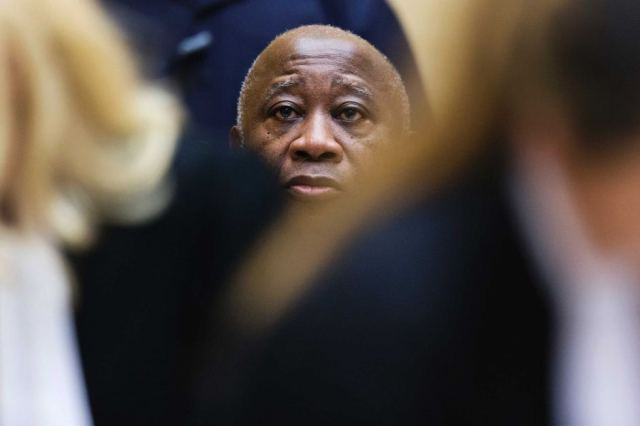 Laurent Gbagbo (Photo: ICC)