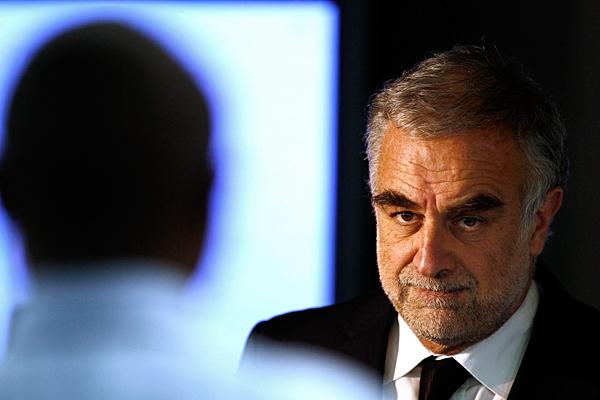 Luis Moreno-Ocampo (Photo: Jerry Lampen / Reuters)