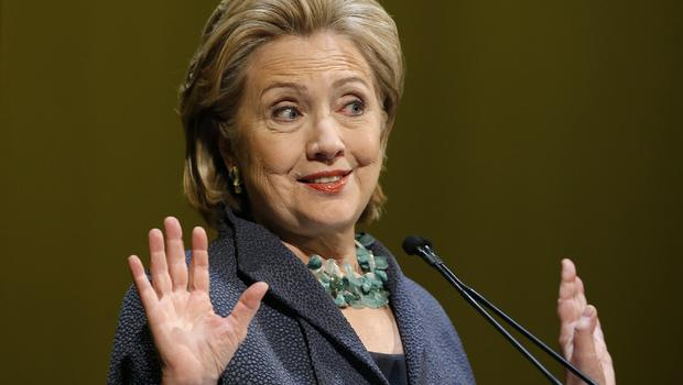 Hillary Clinton (Photo: Jim Young / Reuters)