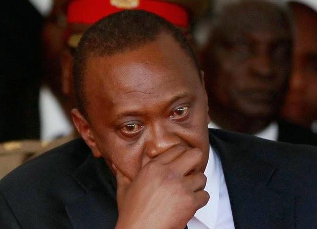 Kenyan President Uhuru Kenyatta (Photo: Kenya Today)