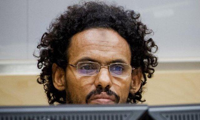 Ahmad al Faqi al Mahdi during proceedings at the International Criminal Court (Photo: ICC)