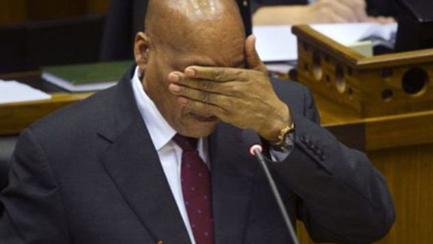 South African President Jacob Zuma (Photo: Getty)