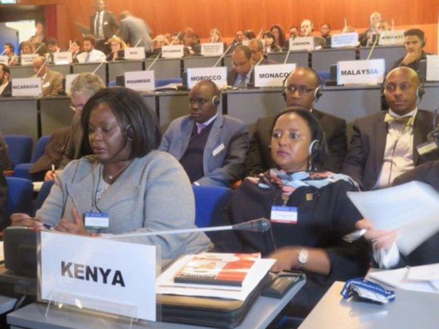 Dozens of Kenyan delegates attended last year's Assembly of States Parties (Photo: Courtesy)