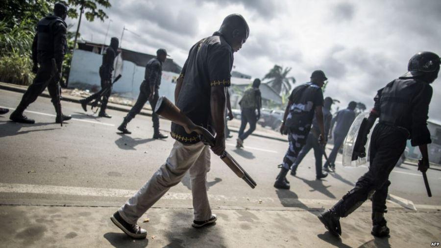 Gabon International Criminal Court