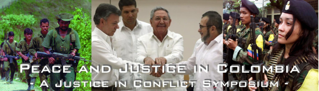 Peace and Justice in Colombia - A JiC Symposium
