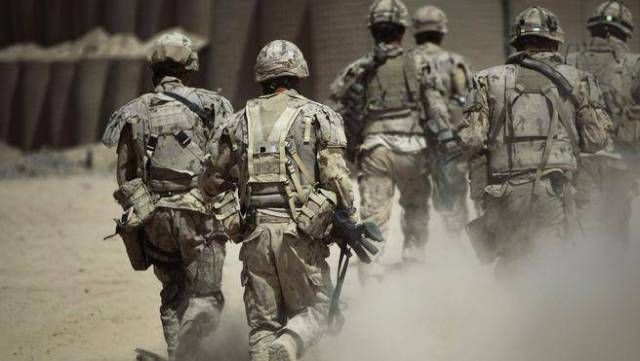Canadian soldiers in Afghanistan, in 2010. (Photo: The Chronicle Herald)