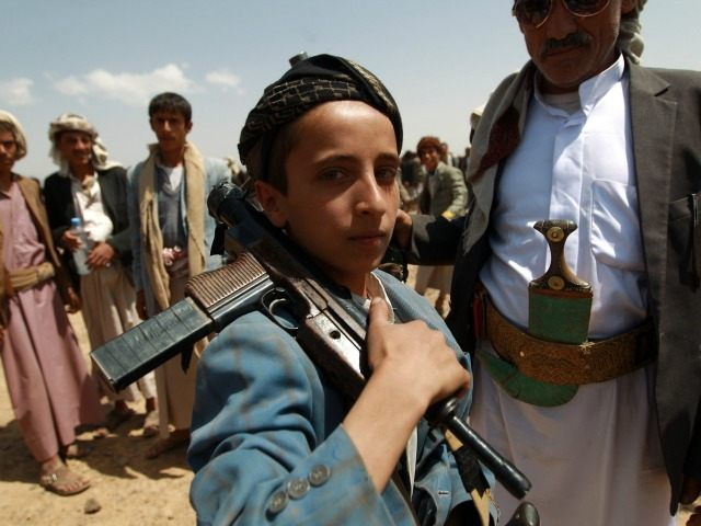 Groups, including Shiite militias, have been accused of using child soldiers in Iraq (Photo: Getty Images)