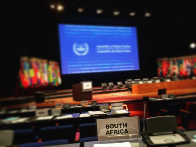 South Africa International Criminal Court
